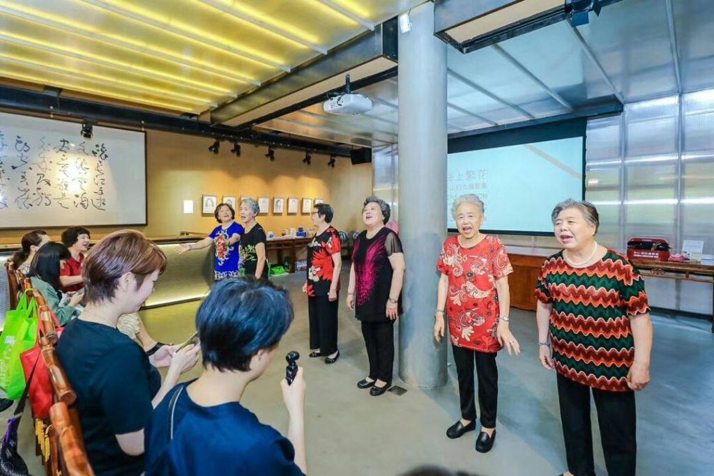 4. Performance by Moutai Elderly Women Drama Club